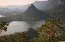 фото озеро боровое